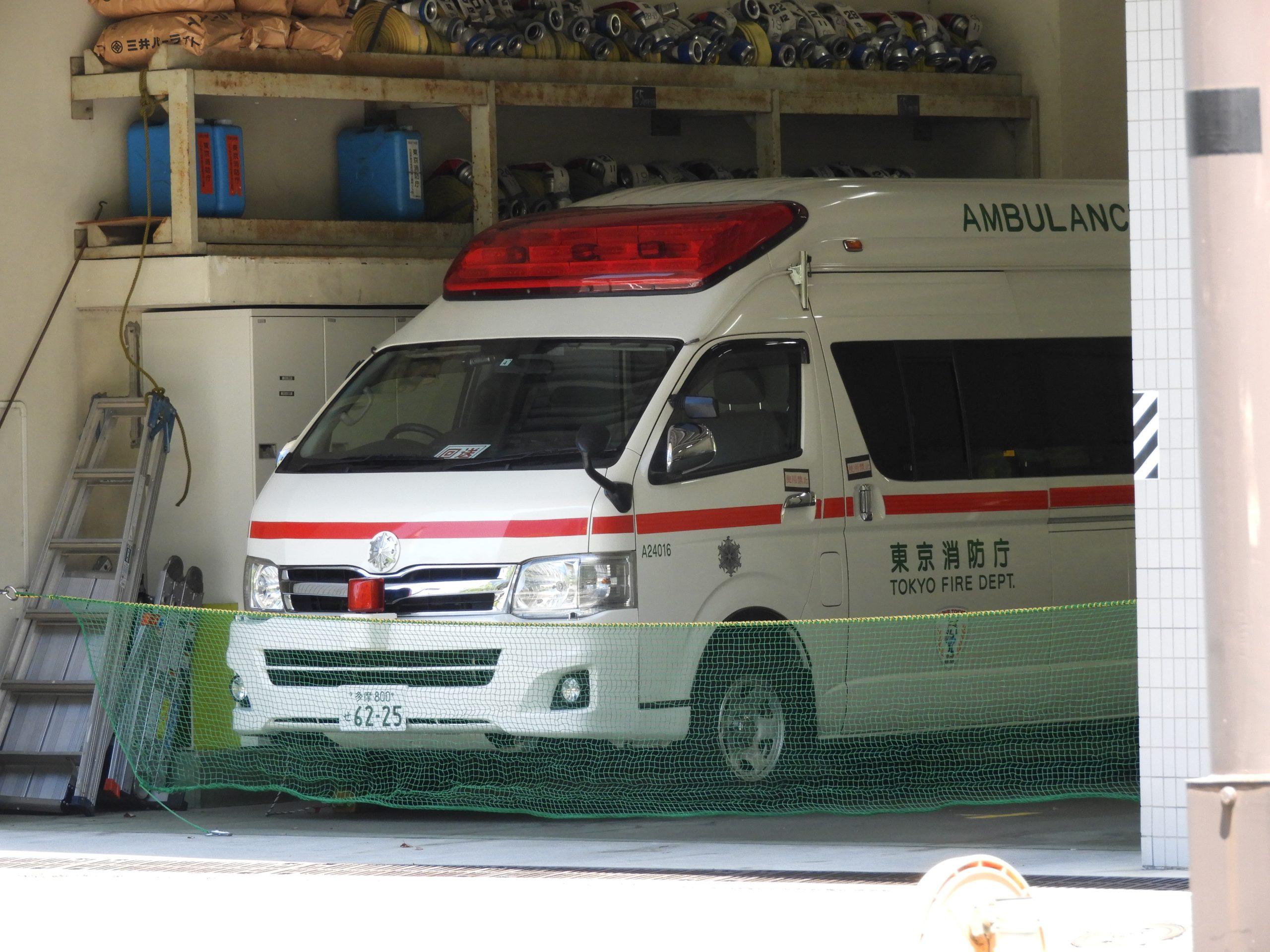 救急車の増強配置-1